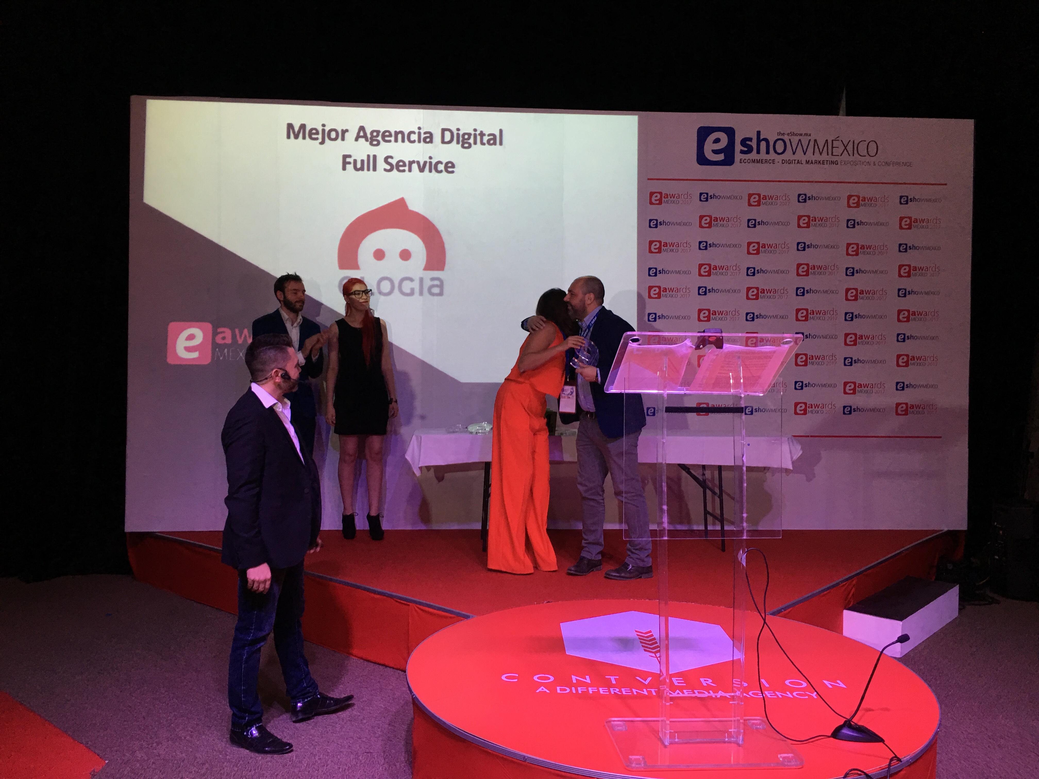 Elogia, ganadora en los eAwards