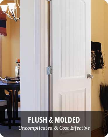 int-flush-and-molded Reeb Interior Doors