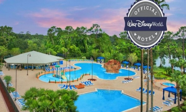 Disney Springs Resort Area