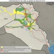 Map Of The Day: The Jihadist Resurgence Across Iraq | Zero Hedge
