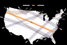 Total solar eclipse 2017: How rare is the Aug. 21 eclipse path? - Washington Post