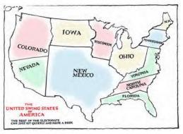United Swing States Of America | ZeroHedge