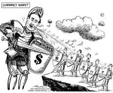 Bernanke Breathing Fire