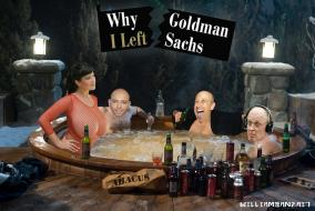 WHY I LEFT GOLDMAN SACHS (The Movie)
