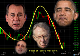faces of wall street