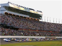 Daytona International Speedway - Tourist Attraction in Daytona Beach