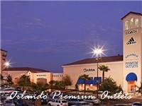 Orlando Premium Outlets - Shopping Center in Orlando