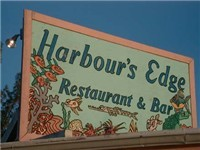 Harbour's Edge Restaurant and Bar - Restaurant in Hope Town