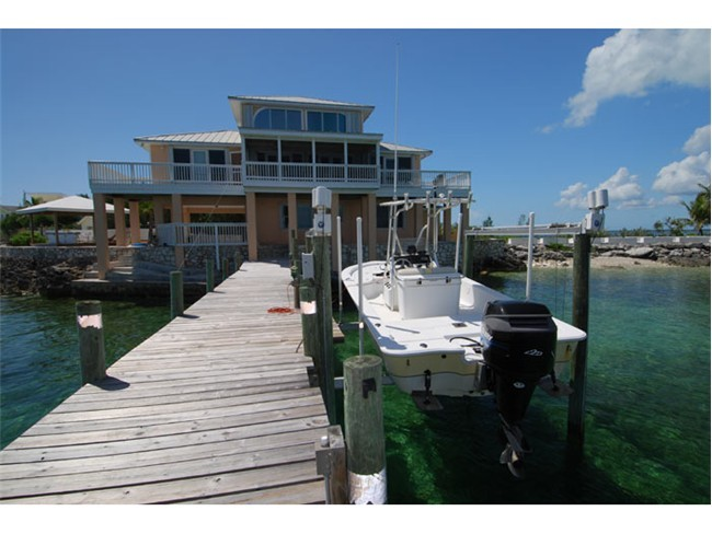 Endless Summer w/ expansive dock.