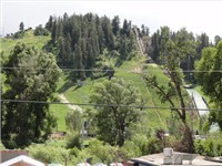Howelsen Hill and the Yampa River  - are right out your door!