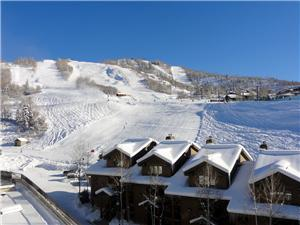 Great views of the Slopes!