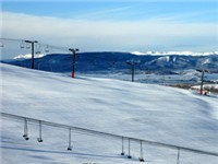 Panoramic Views of the Steamboat Ski Resort - from your Deck!