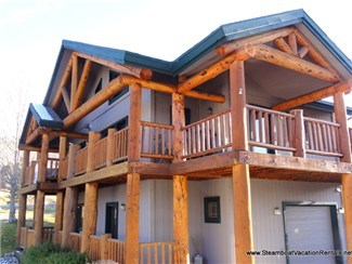 Saddle Creek Town Homes - Steamboat Springs Colora