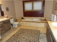 5 Piece Master Bathroom (w/jetted tub)