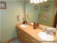 Bathroom on Lower Level