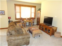 2nd living room upstairs - great for the kids!