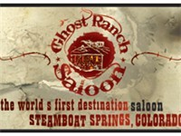 Night Life - Ghost Ranch Saloon - Nightlife in Steamboat Springs