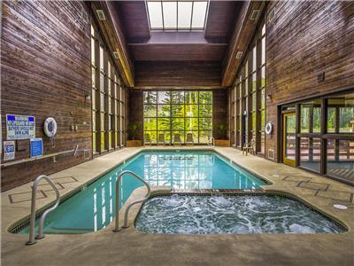 Community Indoor Pool & Jacuzzi