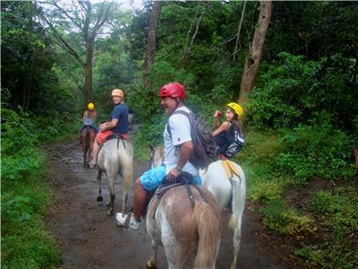 Horseback Riding - Outdoor Activities in