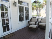 Enjoy the Summer Breezes from the Front Porch