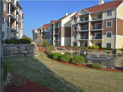 Wyndham Branson At Mountain Vista - 2 Bedroom Condo
