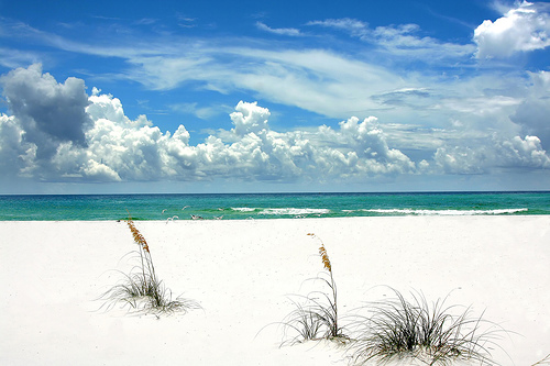 Emerald Coast Beach- Fl Panhandle