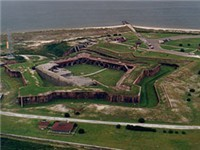 Fort Morgan - Tourist Attraction in Gulf Shores