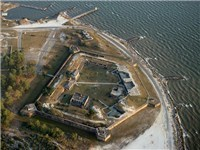 Historic Fort Gaines - Tourist Attraction in Dauphin Island