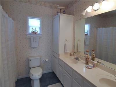 Bath #1 bathtub and shower