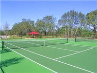 For the more energetic, there are tennis courts, beach volleyball, and basket ball too......