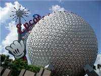 Walt Disney World - Epcot - Theme Park in Orlando