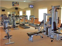 For the more energetic, there is a well equipped fitness center......