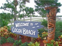 Cocoa Beach - Beach in Cocoa Beach