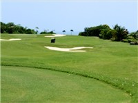 The championship golf courses on the island will beckon golfers.
