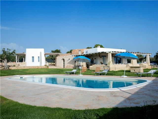 Restored Trullo with Pool