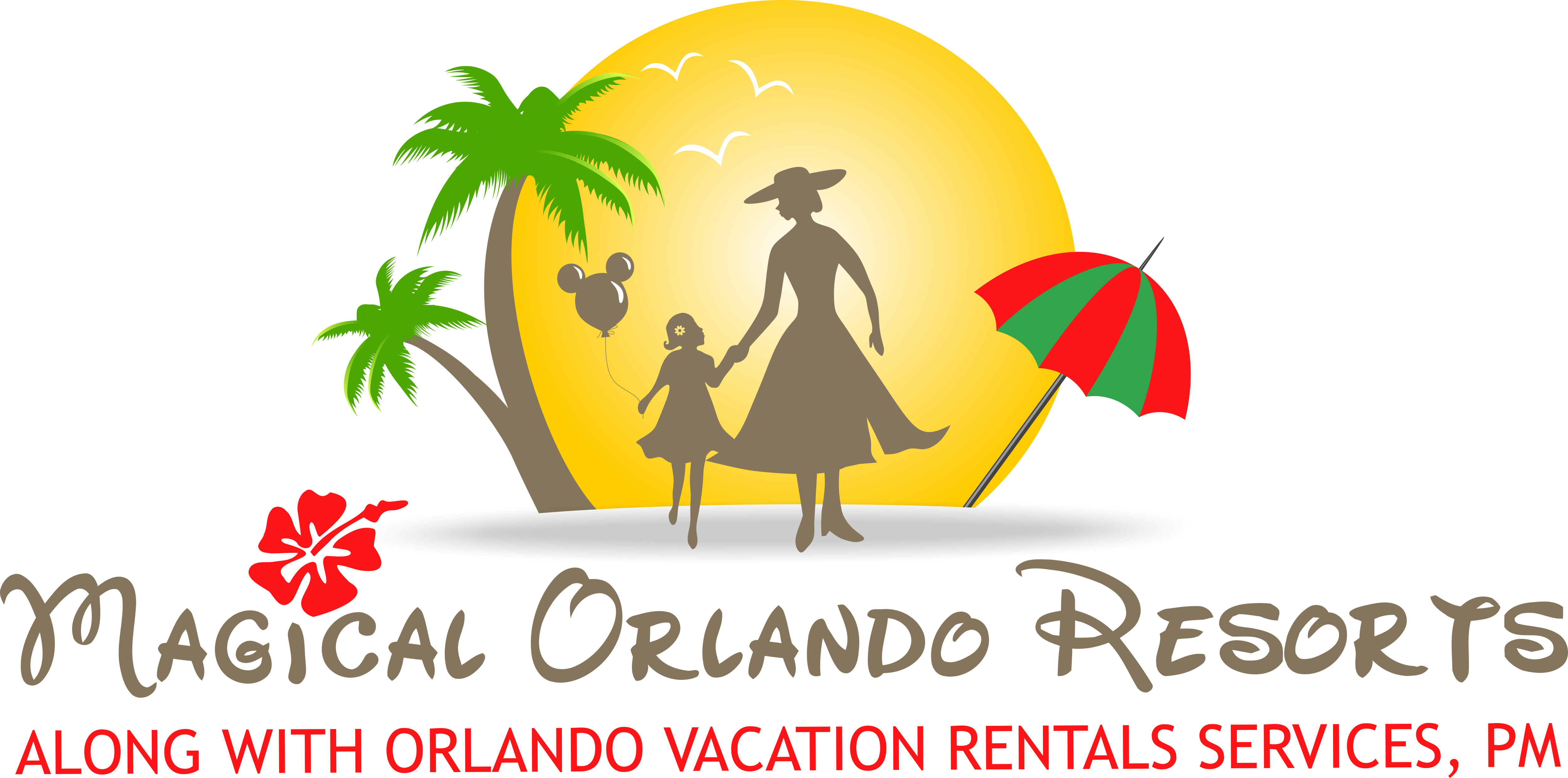Magical Orlando Resorts Logo