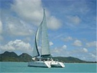 Catamaran Charter - Tourist Attraction in Jolly Harbour