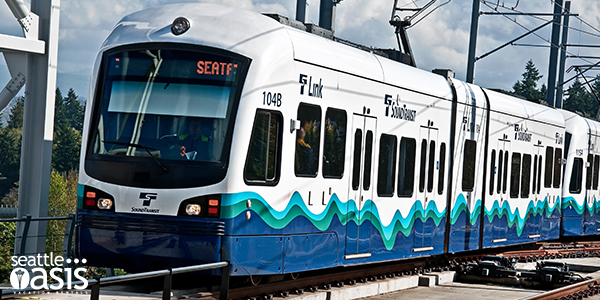 Seattle Vacation Rentals Light Rail Access