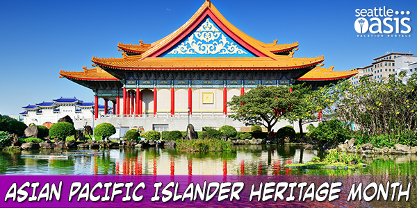Asian Pacific Islander Heritage Month Celebration