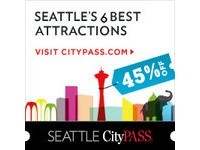 Discount Attractions! Seattle City Pass - All Seasons Attraction in Seattle