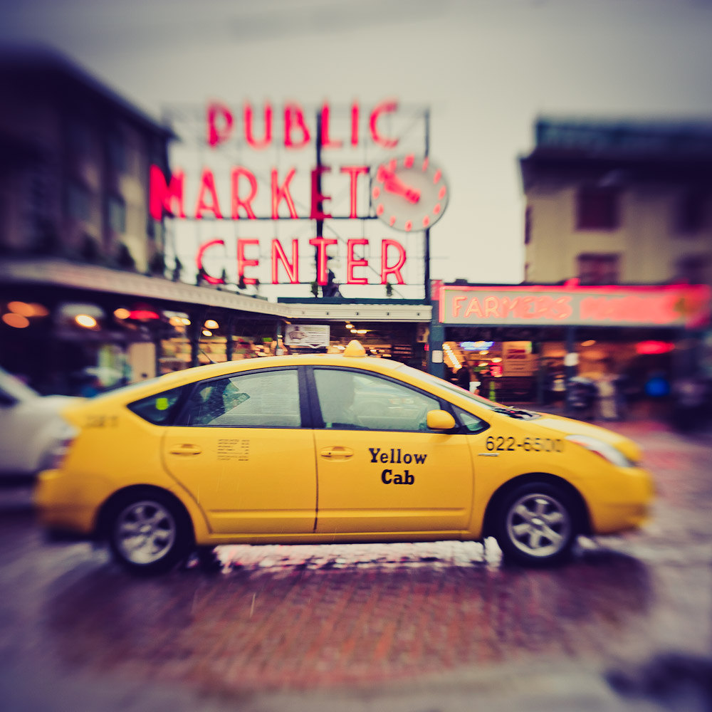 seattle taxi