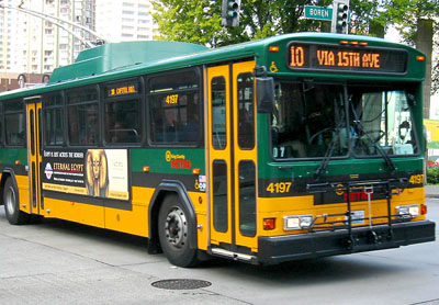 seattle bus
