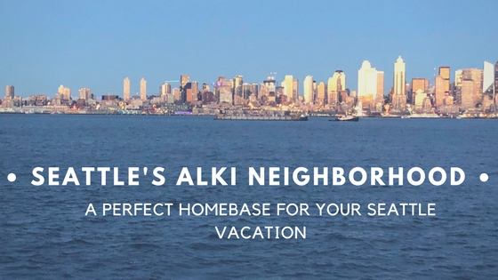 Seattle vacation rentals, Darik Eaton, Sarah Vallieu, Alki, alki vacation rentals