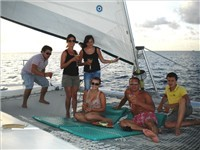 Sailing Charters, 43 foot catamaran charter - Tours in