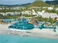 Caribbean Helicopters - Tours in Jolly Harbour