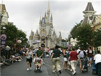 Disney World - Theme Park in Orlando