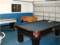 Games Room with lots of toys!