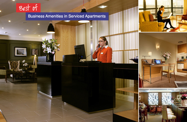 Serviced Apartments for Business