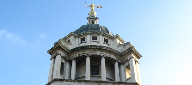 Old Bailey London