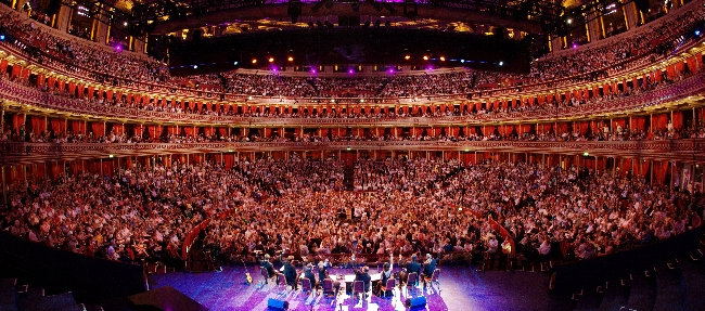 Proms at Royal Albert Hall